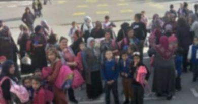 Aksaray'da bazı veliler otizmli öğrencileri yuhaladı!